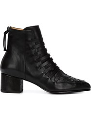 Thakoon Addition 'Estelle' Boots Black