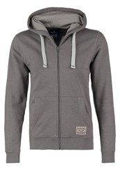 Tom Tailor Tracksuit Top Tornado Grey