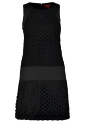 Derhy Persephone Cocktail Dress Party Dress Noir Black