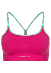 Craft Sports Bra Berry Reef Pink