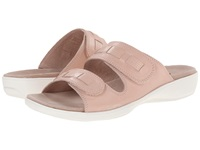 Trotters Gabby Pale Pink Veg Calf Leather Women's Sandals