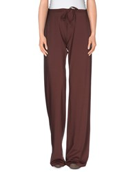 Fisico Cristina Ferrari Trousers Casual Trousers Women Cocoa