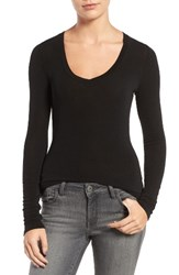 Trouve Women's Sheer Tee