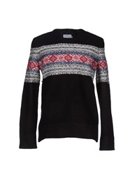 Eleven Paris Sweaters Black