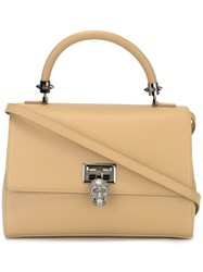Philipp Plein 'Weapon' Tote Nude And Neutrals