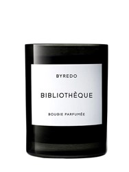 Byredo 70Gr Bibliotheque Scented Candle Transparent