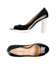 Luciano Padovan Footwear Courts Women Black