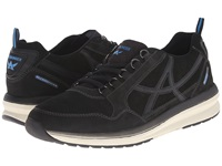 Allrounder By Mephisto Escudo Black G Nubuck O Suede Men's Lace Up Casual Shoes