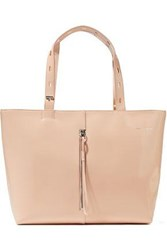 Kara Woman Patent Leather Tote Blush