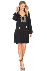 Sanctuary Freya Mini Dress Black