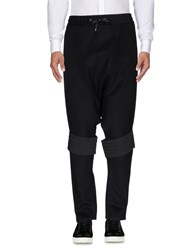 D.Gnak By Kang.D Trousers Casual Trousers Black
