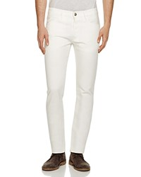 3X1 M5 Slim Fit Jeans In Off White
