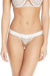 Women's For Love And Lemons 'Charlot' Thong