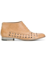Pantanetti Lolly Boots Calf Leather Leather Nude Neutrals