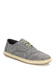 Toms Beckham Knit Sneakers Black