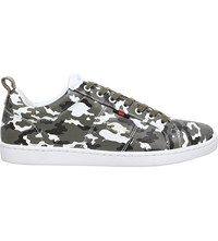 Kg By Kurt Geiger Earl Camoulflage Trainers Mult Other