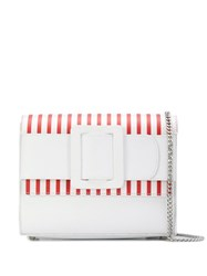Marc Ellis Ethel Shoulder Bag White