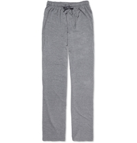 Derek Rose Stretch Micro Modal Lounge Trousers Gray