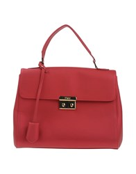 Pomikaki Handbags Red