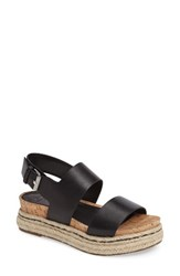 Marc Fisher Women's Ltd Oria Espadrille Platform Sandal