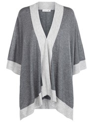 Damsel In A Dress Gigi Wrap Cardigan Grey