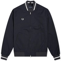 Fred Perry Authentic Tennis Bomber Jacket Blue