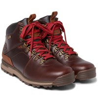 Timberland Scramble Waterproof Leather Boots Chocolate