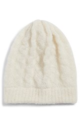 Jenni Kayne Infant Girl's Alpaca Knit Hat