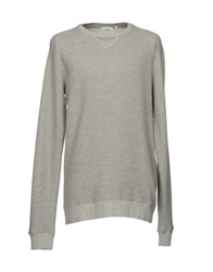 M.Grifoni Denim Sweatshirts Light Grey