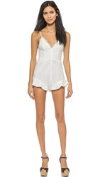 Jet Set Love Struck Romper