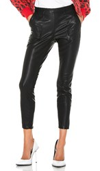 Blank Nyc Blanknyc Carbon Leather Pant In Black.