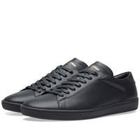 Saint Laurent Sl01 Low Sneaker Grey