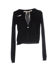 .. Merci Knitwear Cardigans Women Black