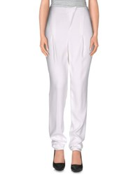 Aquascutum London Aquascutum Trousers Casual Trousers Women