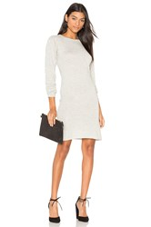 Callahan Sweater Dress Gray