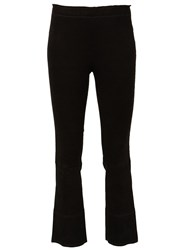 Stouls Cropped 'Maxime' Trousers Black