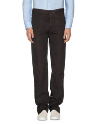 Zanella Trousers Casual Trousers Men Dark Brown