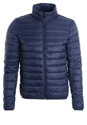 United Colors Of Benetton Down Jacket Blue Dark Blue