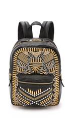 Ash Zuma Embroidered Backpack