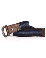 Tommy Hilfiger Midnight Blue Amos Belt
