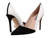 Sarah Jessica Parker Rampling Black Suede Milk Leather