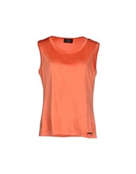 Clips T Shirts Orange