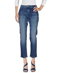 Versace Collection Jeans Blue