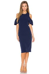 Bardot Jessie Dress Navy