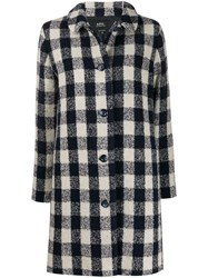 A.P.C. Checked Coat 60