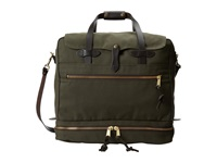 Filson Outfitter Travel Bag Otter Green Weekender Overnight Luggage