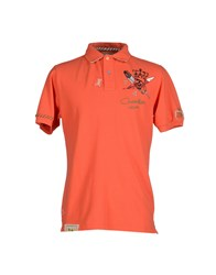 Tortuga Topwear Polo Shirts Men Grey