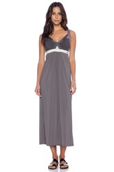 Vpl Insertion Wide Maxi Gray