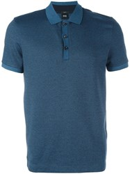 Hugo Boss Classic Polo Shirt Blue