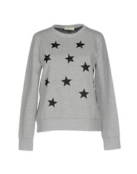 Vicolo Sweatshirts Grey